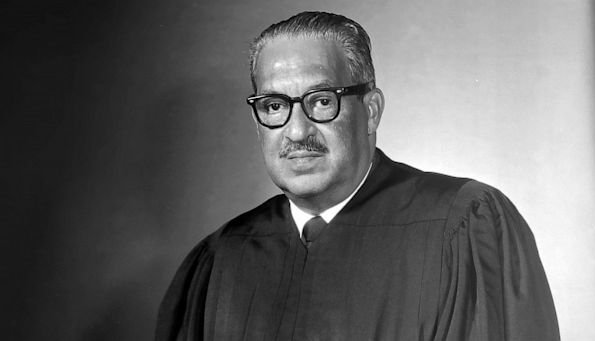 Thurgood Marshall's 1992 Liberty Medal Speech