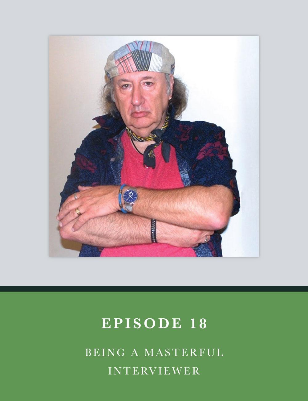 Hidden Human Podcast Episode 18 Thumbnail