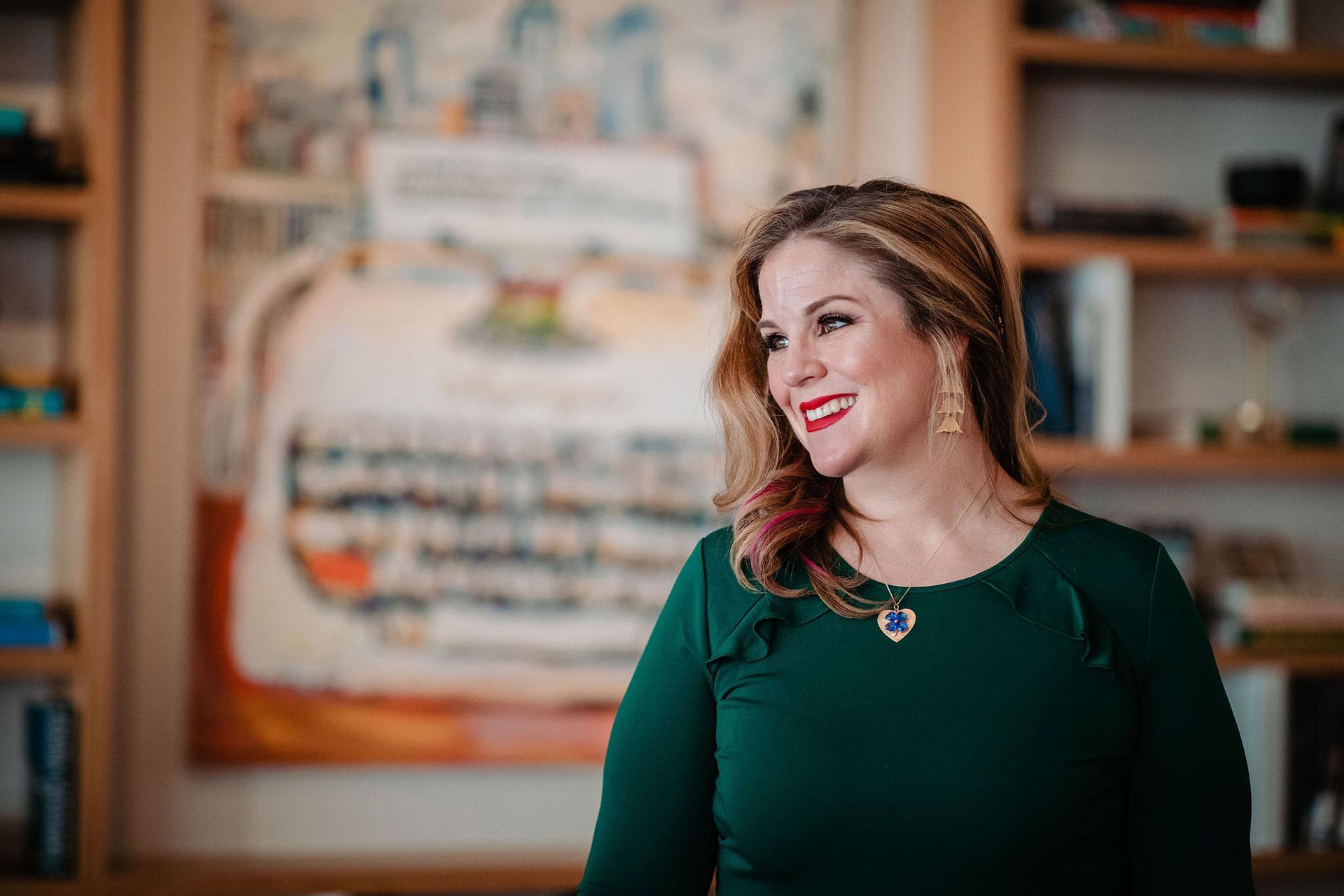 Kelly Meerbott - Speaking/Facilitating Headshot