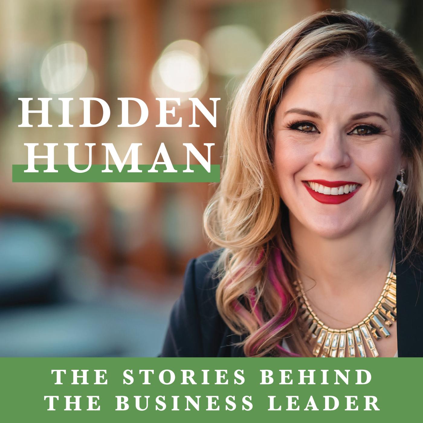 Podcast: Hidden Human Graphic